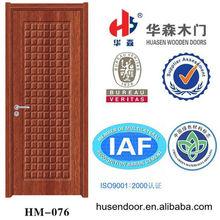 traditional interior solid wooden door