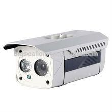 CMOS 1000tv Line Night Vision Analog Cctv Bullet Camera Installation
