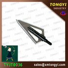 125 Grain Steel Archery Hunting Broadhead for Crossbow