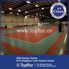 Volleyball Court Flooring indoor Sports court use