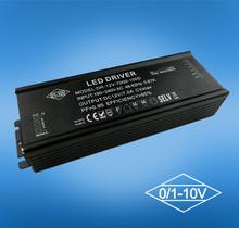 hot selling 12v 24vdc 0-10v dimming led driver