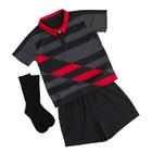 14/15 newest club away kids soccer uniform set cheap football jerseys thailand football shirt maker
