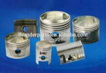 Motorcycle piston,piston kit,Piston set,parts for LONCIN motorcycles LX100,LX125,LX150,LX200,LX250