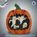 Halloween en céramique promotion citrouille