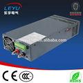 Fábrica de la fabricación scn-1000w 12v 24v 27v 48v función en paralelo interruptor de fuente de energía