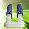 shoe deodorizer starts and stops automatically