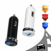 Alibaba hot selling high quality USB cell phone car charger for iphone/samsung/smart phone