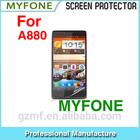 Myfone Matte Screen Protector Pet Film for Lenovo A880