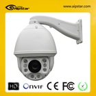 2014 New Products 720P 1.3M 18X Optical Zoom Infrared Auto Tracking PTZ IP Camera
