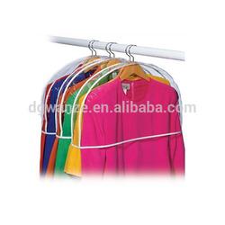 Reusable Folding Travel Bag Cover For Suits Cloth Suit Bag Garment Bag