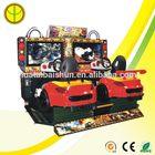 Top grade creative game zone racing game machine