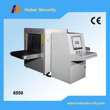 ประเทศจีนสัมภาระพัสดุและx- rayเครื่องตรวจสอบสำหรับการรักษาความปลอดภัยสแกนเนอร์ที่สนามบิน, โรงแรมที่- 6550