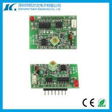 315/433mhz Rolling code Wireless 433mhz Decoding Receiver Board KL-GDJS