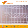 peach pattern white and transparent self adhesive film window or glass film