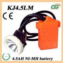 rechargeable waterproof underground mining cap lamp