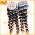aliexpress indian hair silk base closures top hair closure