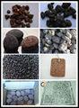 las rocas volcánicas de jardín para el material de basalto