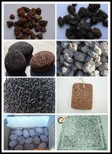 volcanic rocks for garden basalt material