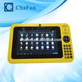 7 polegada tablet pc com 3 g função de telefone celular com Android 4.2 / 4.4 OS com wifi, Ethernet conexão de rede