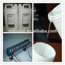 LED Wall Washer potting glue LED encapsulation adhesive Colorless sealant