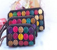 Hot sell travel yiwu market handbag handbag for girls souvenir bag