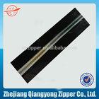 NO.5 zipper for clear plastic zipper garment bag
