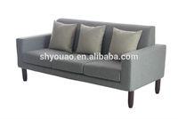 3+2+1 fabric corner sofa / L shape sofa set with adjustable headrest B168-2P