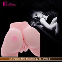 2014 artificial online real skin real vagina 2 holes desgin min ass sex toy lahore pakistan