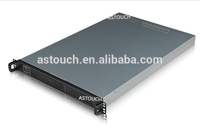 1U rackmount IPC server Chassis IPC-1U650