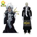 2014 mais novo d. Gray- homem kanda yuu cosplay traje mens halloween party roupas em promoção