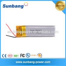 6v/7.4v lipo battery 180mah high quality lithium polymer battery