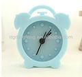 2014 nuovo!!!! Ingrosso mini quarzo orologio in silicone per i regali di promozione