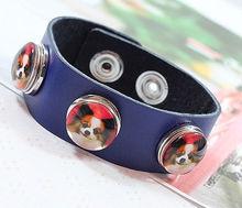 DIY time gem pet charm bracelet