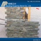 Z shape fireproofing external quartzite outdoor tile stone
