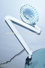 LED Magnifying Nail Light Au-510 Table fix Type LED Magnifying Nail Light