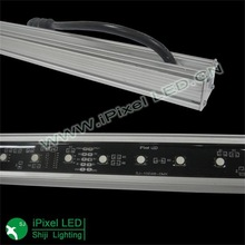 outdoor/indoor decorative dmx rgb waterproof led strip bar lighting
