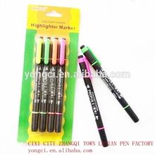 CiXi LeTian Double Tip Highlighter Marker Pen