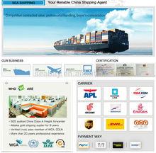 Seabay china shipping to kampala sea port
