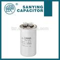 Sanying marca CBB65 CBB65 sh condensador, Clase B condensador del refrigerador, Ce / UL / TUV aprobación