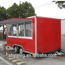 shanghai YiYing YY-FS400C Mobile Food Cart,Mobile Kitchen/Food Car,Coffee Cart/Ice Cream Cart