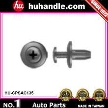 for HD Auto Black Nylon Push Type Retainers plastic clip OEM:90684-SA5-0030