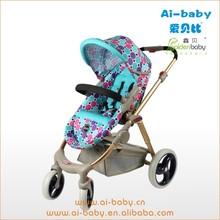 lightweight aluminium alloy promotional 2014 baby stroller