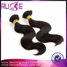 Top Grade Peruvian Body Wave Human Hair 2015 Hot New Products For Peruvian Hair Extension 70 300G Excellent