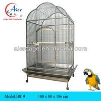 king bird cage large metal macaw cage