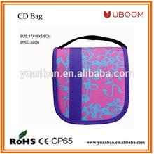 CD/VCD/DVD Storgae bag/case/pouch