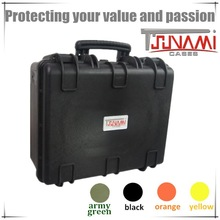 Durable display case water-resistant lockable diving case