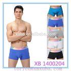 Custom bamboo men's boxer and fashion men's shorts for design underwear