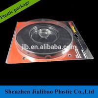 Hot sales plastic unique cd blister packaging