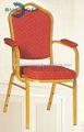 buen precio del acero silla del banquete su uso en el hotel banquet hall