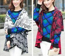 wholesale rounded cloak scarf pashmina